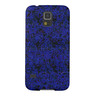 Pescuezo azul funda para galaxy s5
