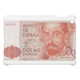 Pesetas 2000 del DOS milipulgada España