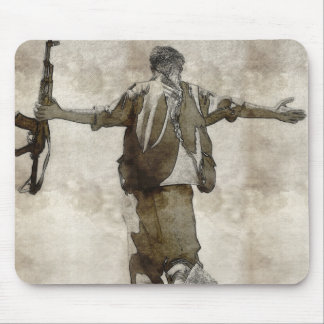 PESHMERGA Freedom Fighter Mouse Pads