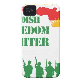 Peshmerga Kurdish Freedom Fighters Case-Mate iPhone 4 Case
