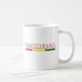 Peshmerga KURDISH FREEDOM FIGHTERS Classic White Coffee Mug