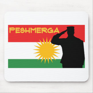 Peshmerga Mouse Pad