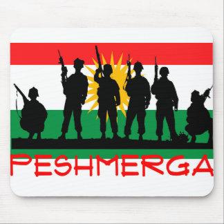 Peshmergas Mouse Pad