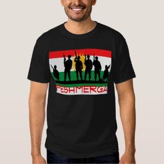 Peshmergas T Shirt