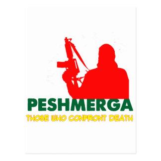 PESHMERHA - ESO EL WHO ENFRENTA MUERTE POSTAL