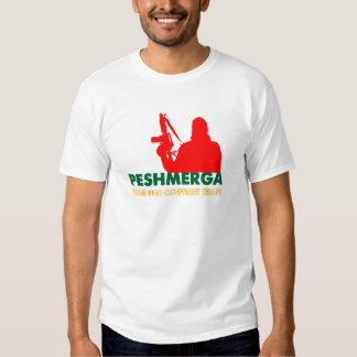 PESHMERHA - THOSE WHO CONFRONT DEATH T SHIRT