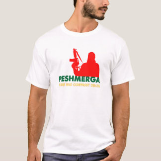 PESHMERHA - THOSE WHO CONFRONT DEATH T-Shirt