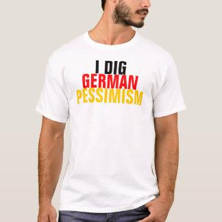Pesimismo alemán playera