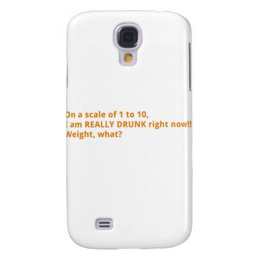 ¿Peso, qué? Funda Para Galaxy S4