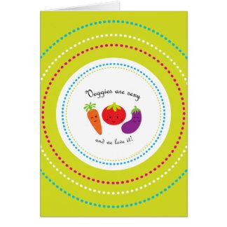 Peso y salud conscientes tarjeta de felicitación