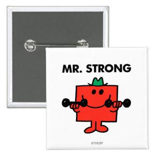 Pesos de elevación de Sr. Strong el | Pin Cuadrado