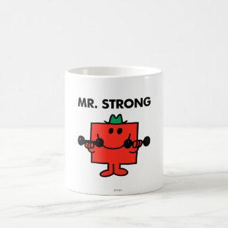 Pesos de elevación de Sr. Strong el | Taza Clásica