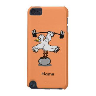 Pesos de elevación del pollo funda para iPod touch 5G