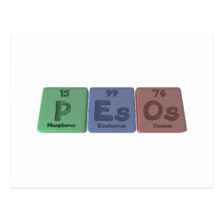 Pesos-P-Es-Os-Phosphorus-Einsteinium-Osmium.png Postcard