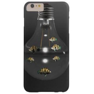 Pesque en una bombilla Iphone 6 más Funda Para iPhone 6 Plus Barely There