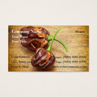 Pest attack business card
