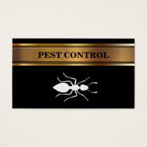 Pest Contol Business Cards