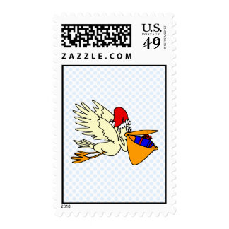 Pesty Pelican Stamps