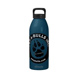 Pet-A-Bulls Aluminum Water Bottle