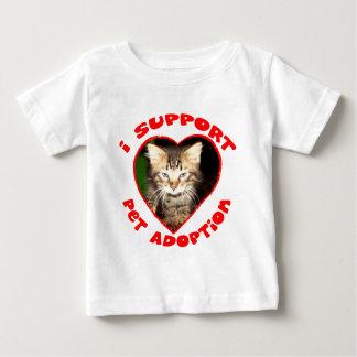 Pet Adoption Kitty Baby T-Shirt