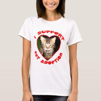 Pet Adoption Kitty T-Shirt