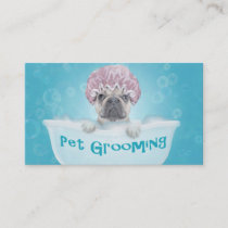 Pet Bathing and Grooming Bulldog Appointment