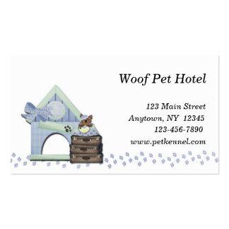 Pet Boarding Business Card