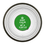 [Crown] keep calm and be a turtle  Pet Bowl