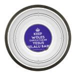 [Crown] keep woles dan katakan yesus selalu baik  Pet Bowl