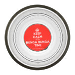 [Crown] keep calm it's bunga bunga time  Pet Bowl