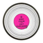 [Cupcake] keep calm and eat cupcakes  Pet Bowl