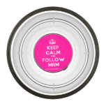 [Dancing crown] keep calm and follow mrm  Pet Bowl
