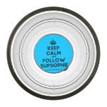 [Crown] keep calm and follow supsophie  Pet Bowl