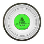 [Crown] keep calm que o jacinto é o boss  Pet Bowl