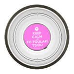 [Smile] keep calm and to poulaki tsiou  Pet Bowl