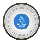 [Crown] keep calm and follow #dhc  Pet Bowl