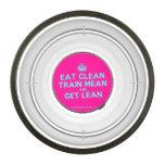 [Crown] eat clean train mean and get lean  Pet Bowl