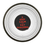 [Campfire] keep calm and eat shaorma  Pet Bowl