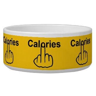 Pet Bowl Calories Flip
