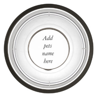 Pet Bowl/Create Your Own Bowl