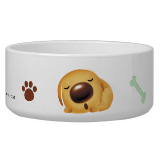 Pet bowl (in happy dog & u Happy dog & NigNig)