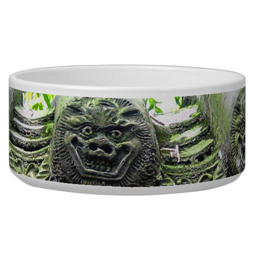Pet Bowl - Tile of Ancient Chinese Wall