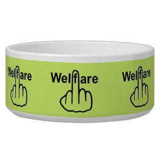 Pet Bowl Welfare Flip