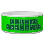Digital Chemistry  Pet Bowls
