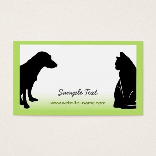 Pet Business Card