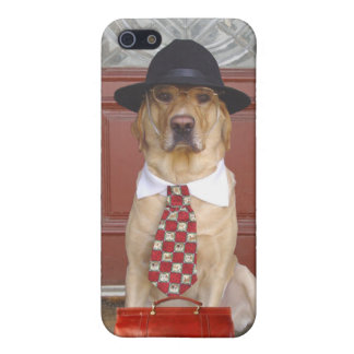 Pet Business Rep Case For iPhone SE/5/5s