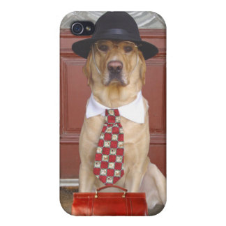 Pet Business Rep Covers For iPhone 4