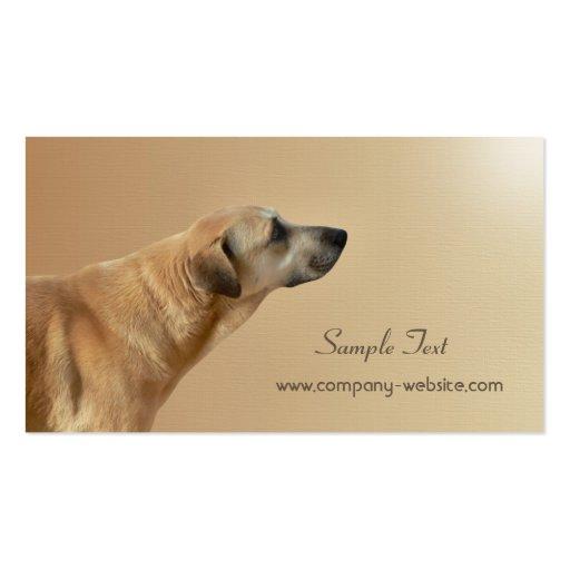 Dog adoption business card templates bizcardstudio pet care and adoption business card colourmoves