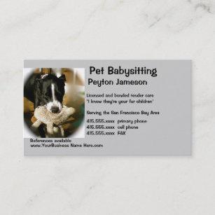 pet babysitter office school products zazzle