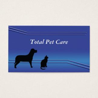 Pet Care, Business Card